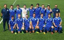 BONNE CHANCE A NOS U15 ET U19