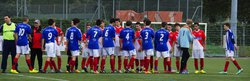 U17 vs Annecy le vieux 3 le 16 Avril 2016 - Football Club Cessy Gex
