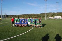 Matchs contre Morbier et Jura Dolois - Football Club de champagnole
