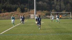 04/10/2014 U11 Jura Sud Foot 2 - Football Club Champagnole 2 : 2-1 - Football Club de champagnole