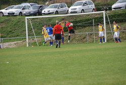 Match aller séniors 2 contre St Julien Molin Molette, match perdu 4-2 - Football Club du Châtelet