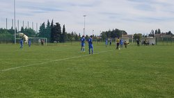 Rencontre U15 FC Cheval-Blanc 1 vs Châteaurenard - FOOTBALL CLUB CHEVAL BLANC