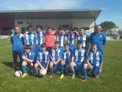 Rencontrer U15 FC Cheval-Blanc 2 vs St Didier - FOOTBALL CLUB CHEVAL BLANC