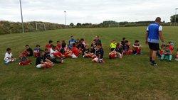 Fête de l'école de foot 24 juin 2017 - Football Club Chevry Cossigny 77