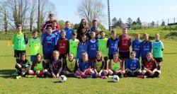 Stage Fcco 19 avril 2017 - Football club du Canton d'oradour sur Vayres