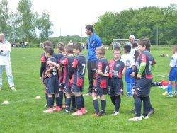 Finale Challenge Adrien Lacore (U11) - 13-05-17 - Football club du Canton d'oradour sur Vayres