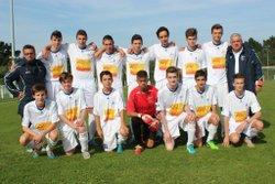 COTE SAUVAGE JEUNES U15 & U17 - FOOTBALL CLUB COTE SAUVAGE
