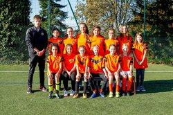 FCCR - Historique équipes U13 Féminines - Football Club Croix-Roussien