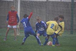 U11à ATTIGNAT - F.C. Curtafond Confrançon St Martin St Didier
