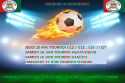 Tournoi 2018 du Fc Rosendael - FOOTBALL CLUB DE ROSENDAEL
