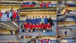 tournoi ECOUTE TON COEUR 2016 - FOOTBALL CLUB DE ROSENDAEL