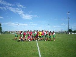 DIMANCHE 11 JUIN 2017 - FOOTBALL CLUB DE ROSENDAEL