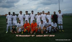 COUPE DE FRANCE 2EME TOUR - FOOTBALL CLUB DE ROSENDAEL