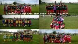 U10 / U11  2014/2015 - FOOTBALL CLUB DE ROSENDAEL