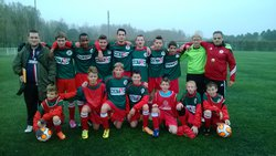 U 15 CONTRE TETEGHEM - FOOTBALL CLUB DE ROSENDAEL