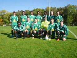 Seniors B : 2e journée, victoire contre Fontenay Trésigny 3-0. Buteur Raphaël. - FC EMERAINVILLE