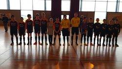 Finale futsal à Ungersheim le 28/02/2015 - FC-Ensisheim