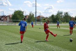 match de coupe Crédit mutuel 24 aout 2014 - FC-Ensisheim