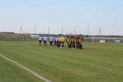 16/10/16 : FC Fleuré - Ozon FC - FOOTBALL CLUB FLEURÉ