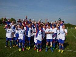 22/04/17 Tournoi La Regrippière Bravo à nos 4 équipes U 11 et U 13 toutes finalistes ! - FC FUILET CHAUSSAIRE