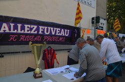 FORUM DES ASSOCIATIONS 2018 - FOOTBALL CLUB FUVEAU PROVENCE