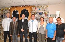 MATCH CARITATIF : ORPHELINAT POLICE NATIONALE - FOOTBALL CLUB FUVEAU PROVENCE