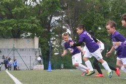PLATEAU U8/U9 - GREASQUE 23.04.2016 - FOOTBALL CLUB FUVEAU PROVENCE