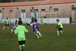 Match U11 a la pennes sur huveaune  Victoire  24/03/2018 - FOOTBALL CLUB FUVEAU PROVENCE