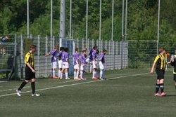 Match U15 pour la montée en Pré-excellence - 17.05.2015 - FOOTBALL CLUB FUVEAU PROVENCE