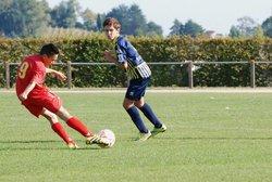 U15 - LA LAURENCE - FC GIRONDE LA REOLE
