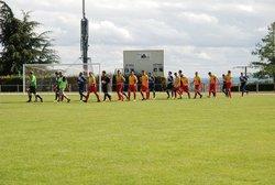 SENIORS B - FC GRAVES 4 - FC GIRONDE LA REOLE