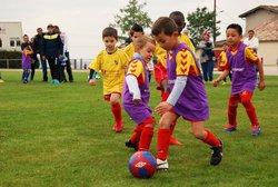 U7 - PLATEAU A LA REOLE - FC GIRONDE LA REOLE