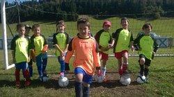 équipe u9 saison 2016/2017 avec philippe - Football club des Hautes combes