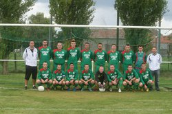 coupe de France 2014 IWUY - NEUVILLE ST REMY - Football Club d IWUY
