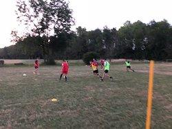 Reprise des entrainements séniors à Champdotre le 07/08/2018 - Football Champdôtre Longeault Association