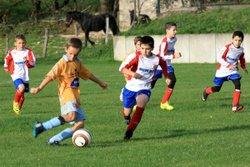 08/11/2014 - U11 2 - Ornans - Football Club Montfaucon Morre Gennes La Vèze