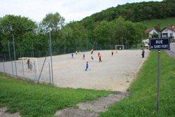 09/05/2015 - Entraînement U7 et U9 à Morre - Football Club Montfaucon Morre Gennes La Vèze