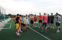 07-08-2015 - Reprise des entraînements seniors - FC Montfaucon Morre Gennes La Vèze