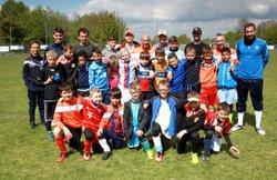 2017-04-18 au 21 - Stage multi-activités pour U9/U11 au FCMMGV - FC Montfaucon Morre Gennes La Vèze