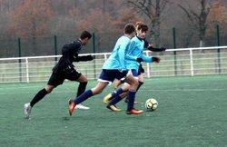 2017-11-18 - U18 2 - Velotte - FC Montfaucon Morre Gennes La Vèze