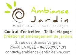 AMBIANCE JARDIN