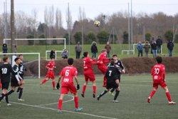 U17 NATIONAUX: FCMB - ANNECY - FC Montceau Bourgogne