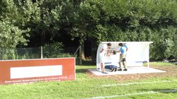 nouveaux équipements au stade - FC MUIRANCOURT
