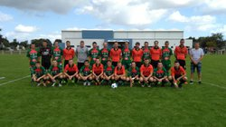 Naizin - Moréac en coupe de Bretagne - FOOTBALL CLUB NAIZINOIS