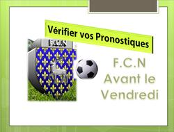 Matchs Ligue 1 + FCN à pronostiquer