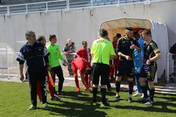 SENIORS B : FC NEVERS 1 - 1 CORBIGNY B - FC NEVERS 58