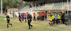match U15 contre dentelles2 - Nyons Football Club