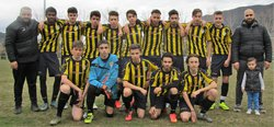 match amical U17 - Nyons Football Club