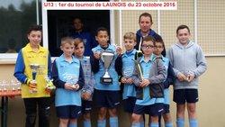 tournoi Launois - football club pixien