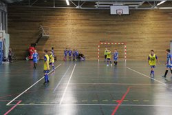 Plateau futsal U13 2017-2018 - FOOTBALL CLUB PORCIEN